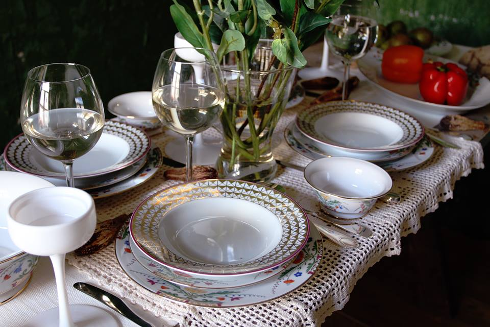 Dinner Set | Lomonosov Russia - Factory Direct from Russia