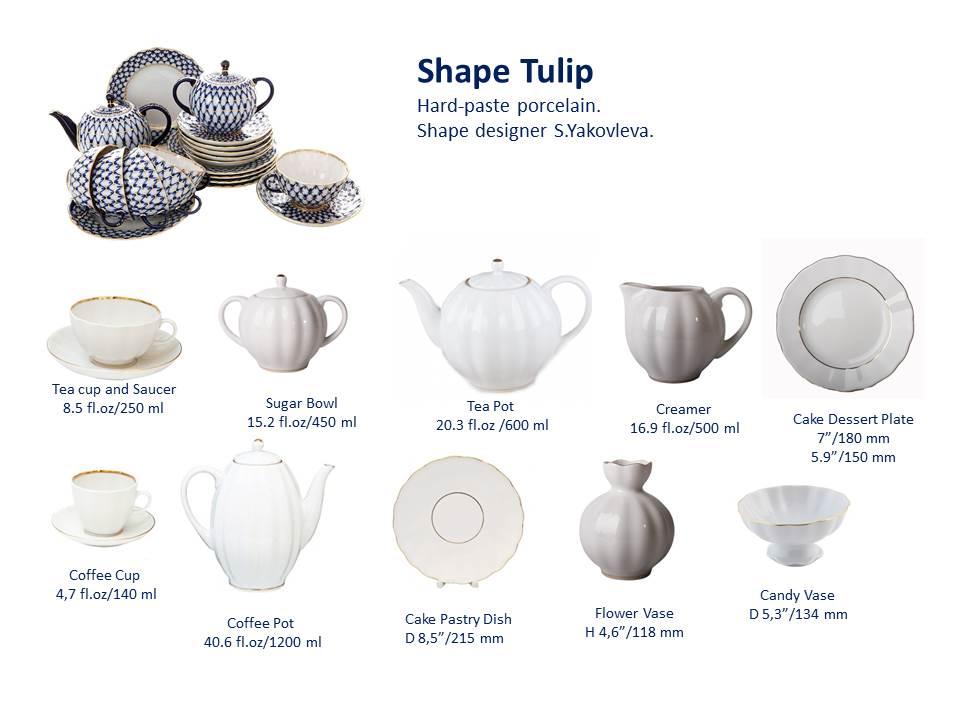 Shape Tulip