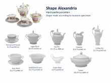 Shape Alexandria