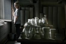 Porcelain white blanks
