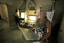 Department of screen printing