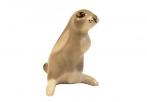 Rabbit Lomonosov Imperial Porcelain Figurine