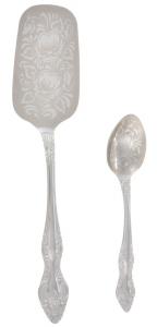 Stainless Steel Tea Spoons Set 7 items