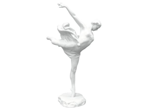 Collectible Figurine Sculpture Russian Ballerina Galina Ulanova