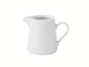 Lomonosov Porcelain Creamer Milk Jar Optima White 6.8 fl.oz/200 ml