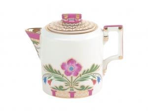 Lomonosov Imperial Porcelain Creamer Moscow River 8.1 oz/240 ml