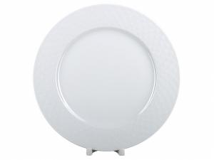Lomonosov Porcelain Dinner Plate European-2 Omega Net 10.6