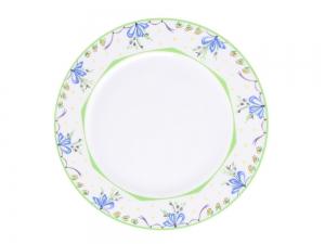 Lomonosov Porcelain Dinner Plate European-2 Coloreful Easter 8.5
