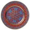 "Decorative Wall Plate Mazarin Gothic #5 10.4""/265 mm Lomonosov Imperial Porcelain"
