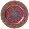 "Decorative Wall Plate Mazarin Gothic #6 10.4""/265 mm Lomonosov Imperial Porcelain"