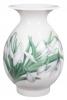 Porcelain Flower Vase Birch Spring Snowdrops Lomonosov Imperial Porcelain
