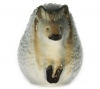 Hedgehog Lomonosov Imperial Porcelain Figurine