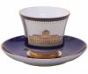Lomonosov Imperial Porcelain Tea Set Cup and Saucer Classic of Petersburg #1