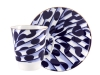 Lomonosov Bone China Porcelain Coffee Cup May Melody 5.6 fl.oz 165 ml 2 pc