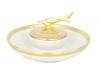 Lomonosov Imperial Porcelain Beluga Caviar Dish Cottage