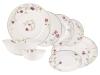 Lomonosov Porcelain Dining Set Service 24 items Flowering Sweet Pea