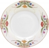 Lomonosov Imperial Porcelain Dinner Plate European Moscow River Flat 220 mm