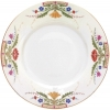 "Lomonosov Imperial Porcelain Dinner Plate European Moscow River Flat 11.8""/300 mm"
