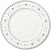 """Lomonosov Imperial Porcelain Dinner Plate Flower Waltz 9.8""""/250 mm"""
