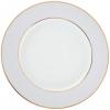 Lomonosov Porcelain Dinner Plate Frosty Fairytale Blue