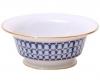Lomonosov Imperial Porcelain Salad Bowl (2 serv.) Alexandria Classic of Petersburg 9.1 fl.oz/270 ml