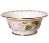 Lomonosov Imperial Porcelain Salad Bowl Jade Background (2 serv.) 9oz/270ml