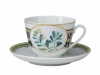 Lomonosov Porcelain Tea Cup Set Spring Foxberry
