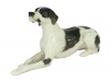 Pointer Dog Lomonosov Porcelain Figurine