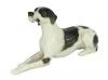 Pointer Dog Lomonosov Porcelain Figurine