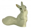Squirrel Winter Lomonosov Imperial Porcelain Figurine