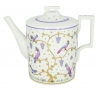Lomonosov Porcelain Tea Pot Exotic Birds 4 Cups 33.8 fl.oz/1000 ml