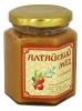 Eco Organic Natural Russian Siberian Honey with Cranberry