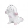Lap-Dog Tiny Lomonosov Imperial Porcelain Figurine