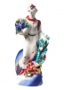 Porcelain Figurine LADY WITH FLOWERS