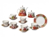 Lomonosov Imperial Porcelain Tea Set Cute 6/20