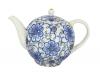 Lomonosov Imperial Porcelain Tea Pot Tulip Bindweed 3 Cups 20 oz/600 mlml
