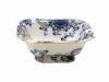 Imperial Porcelain Lomonosov Porcelain Singing Garden Salad Bowl (2 serv.) 12 oz / 350 ml