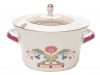 Imperial Porcelain Porcelain Soup Bowl Tureen Youth Moscwo River 113.3 oz/3350 ml