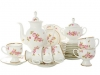 Imperial Porcelain Porcelain Bone China Coffee Set 6/20 Classic-2 Enchantress