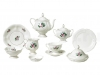 Lomonosov Porcelain Tea Set Natasha Bride 23 pcs