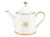 Lomonosov Porcelain Teapot Azur Golden
