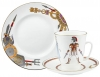 Clone of Bone China Cup and Saucer May Ballet Spartacus (Khachaturian)