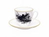 Bone China Cup and Saucer Nest 6.1 fl.oz/180ml