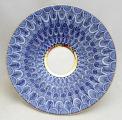 Imperial Porcelain Forget me Not Cake Vase