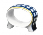 Napkin ring Youth Quattro Cobalt Cell