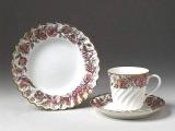 bone china cup saucer