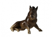 Aper Wild Boar Pig Lomonosov Porcelain Figurine