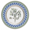 "Decorative Wall Plate Blueberry 10.6""/270 mm Lomonosov Imperial Porcelain"
