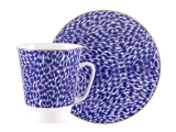 Lomonosov Bone China Porcelain Coffee Cup May Quiet