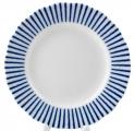 Lomonosov Imperial Porcelain Cake Dessert Plate Tulip Frenchman